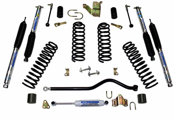 "Mopar 4-Door Wrangler 2"" Lift Kit"