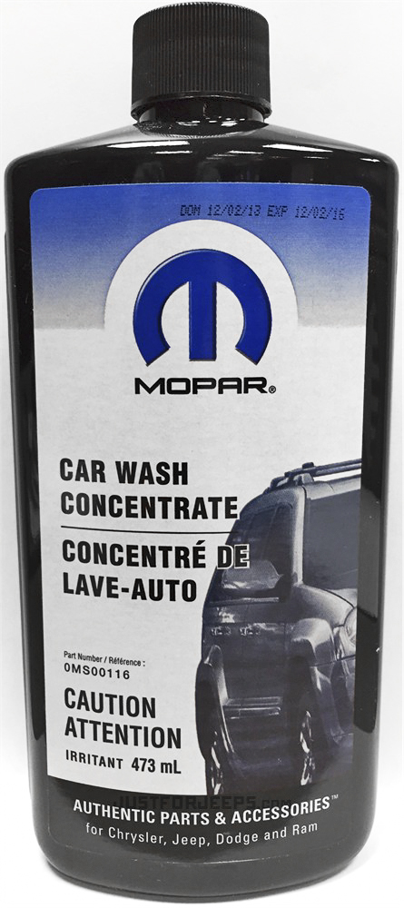 Mopar Car Wash Concentrate