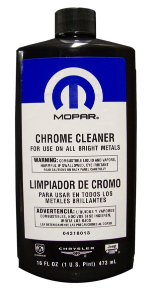 Mopar Chrome Cleaner