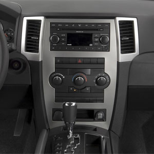 Mopar Interior Accessories