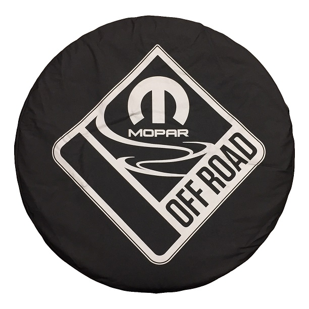 Mopar Off Road Tire Cover