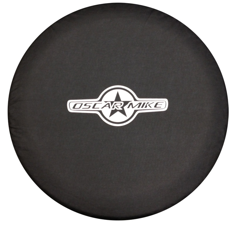 Oscar Mike Tire Cover