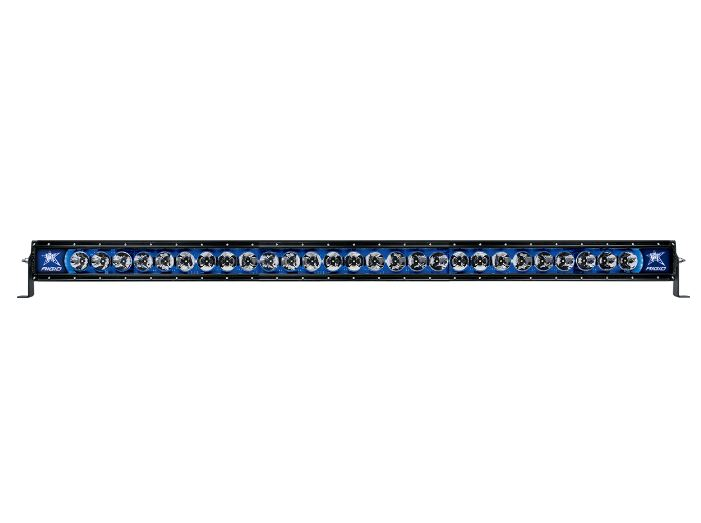 Rigid Industries Radiance Light bar with Blue Back Light