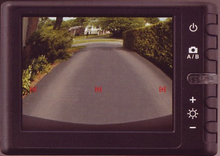 Rear Backup Assistance Camera Kit