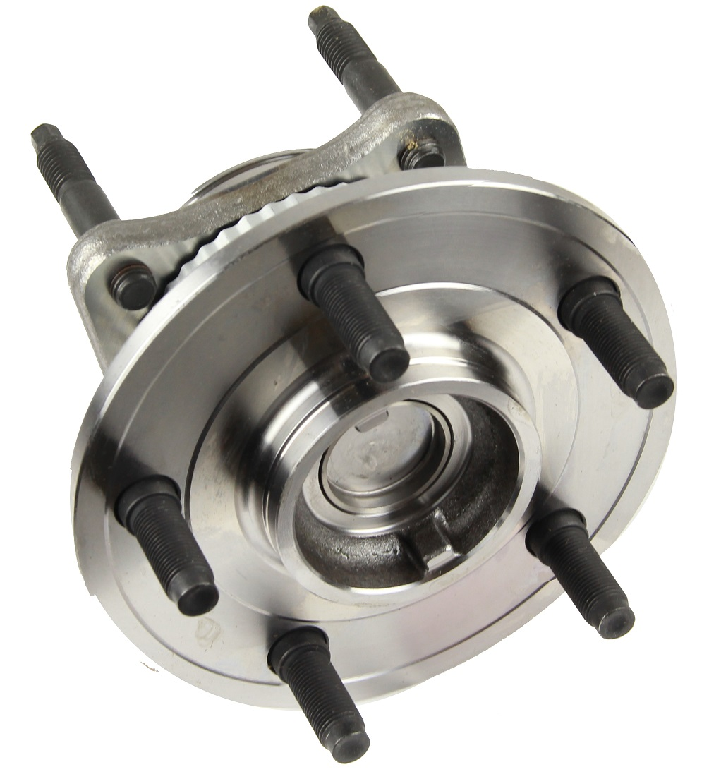 Rear Hub and Bearing Assembly