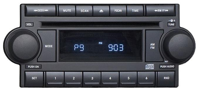 REF AM/FM CD Player