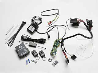Remote Start Installation Kit