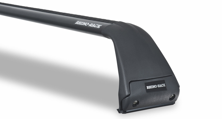 Rhino Rack Vortex SG Black 2 Bar Roof Rack (4 Door)