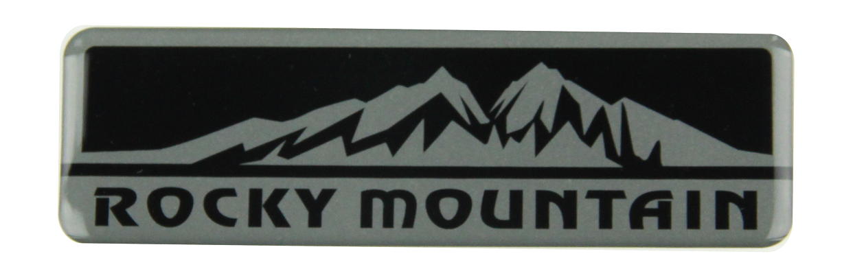Rocky Mountain Edition Badge Decal