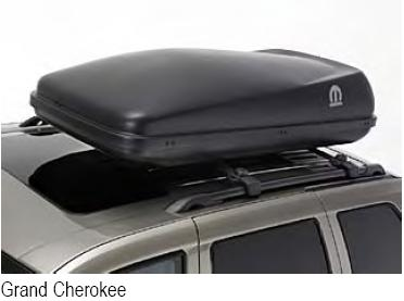 Roof Box Cargo Carrier