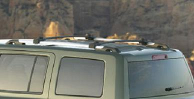 Roof Rack Cross Rails