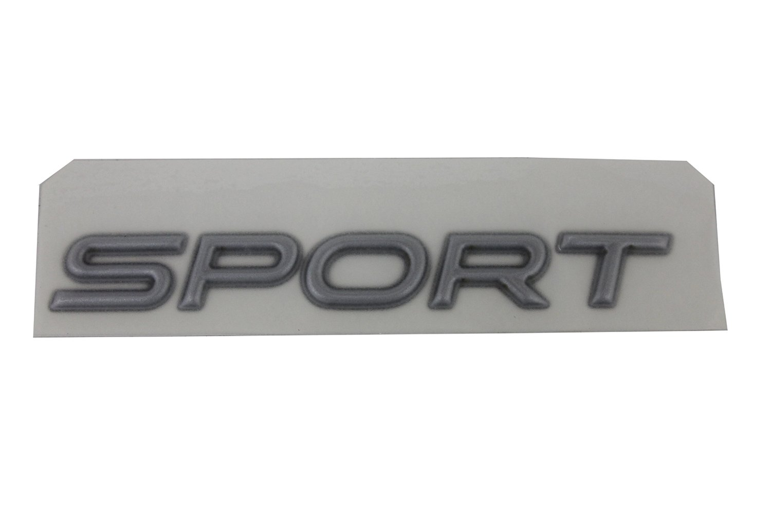 Silver Sport Decal