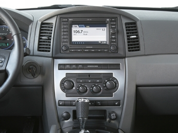 SRT8 Aluminum Trim Dash & Shifter