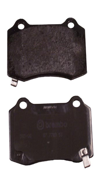 SRT8 Brembo Rear Brake Pads