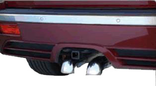 SRT8 Hitch