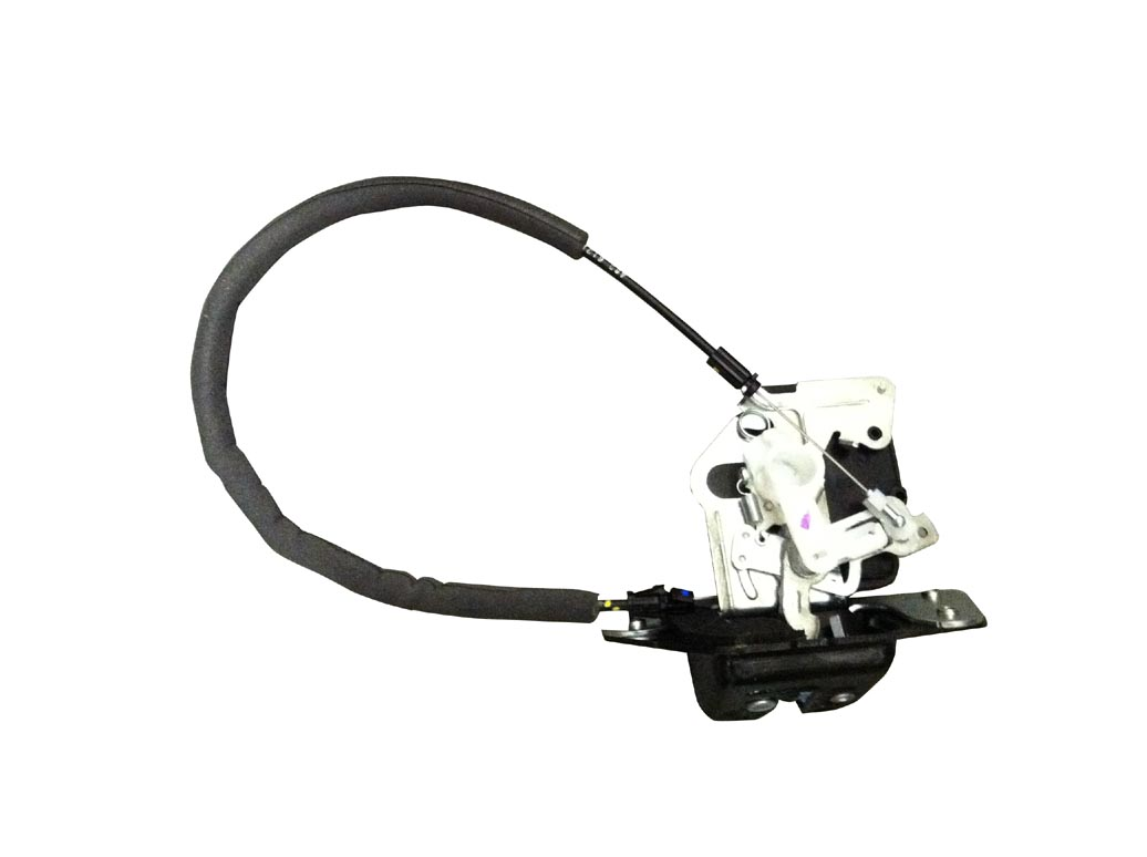 Tailgate Latch with Actuator Motor