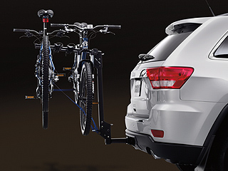 Thule Hitch-Mount Bicycle Carrier