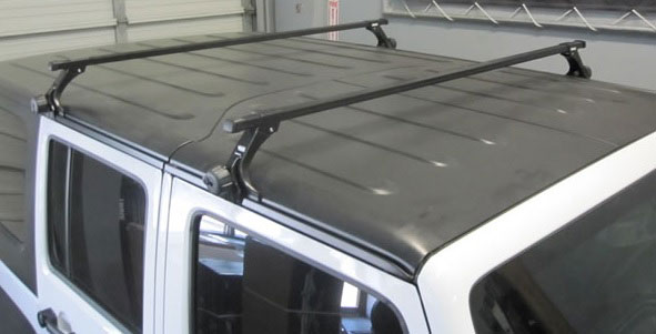 Thule Wrangler Hard Top Roof Rack