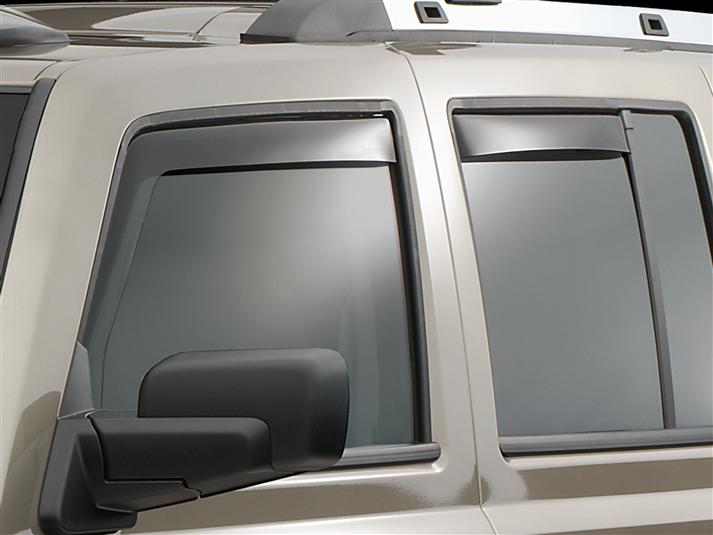 WeatherTech Side Window Air Deflectors