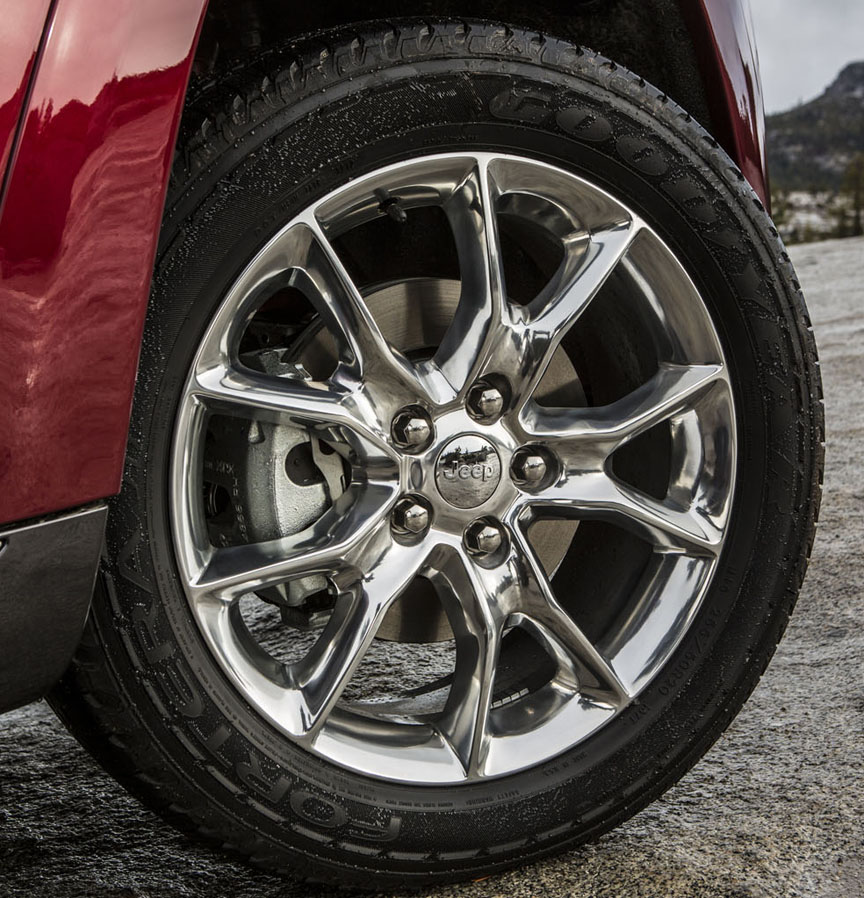 2011 2015 jeep grand cherokee wheels shop chrome aluminum and. Cars Review. Best American Auto & Cars Review