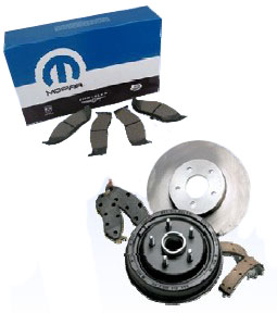 WJ Front and Rear Pads & Rotors