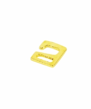 Gold Quick Release Shoe Hook