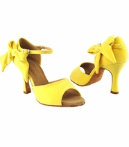yellow-dance-shoes