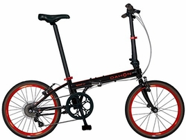 Dahon Speed D7 Obsidian Folding Bike