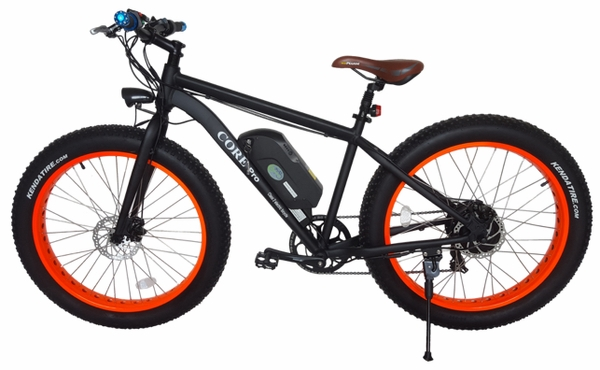 Ecomotion Core Pro (with grey rims)