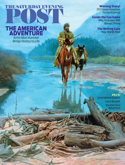 2017 Issues of The Saturday Evening Post