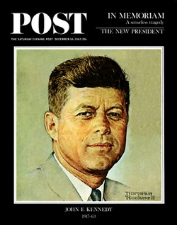 JFK Commemorative Issue