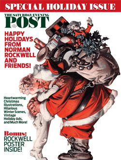 Norman Rockwell A Very Magical Christmas!