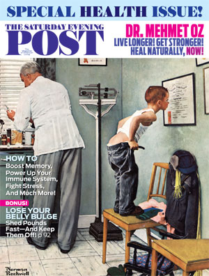 The Saturday Evening Post Special Health Issue