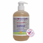 19oz Super Sensitive Shampoo & Bodywash