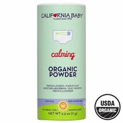 2.5oz Calming Organic (Non-Talc) Powder