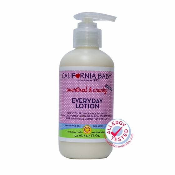 6.5oz Overtired & Cranky  Everyday Lotion