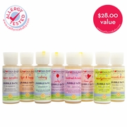Bubble Bath 2oz Mix & Match
