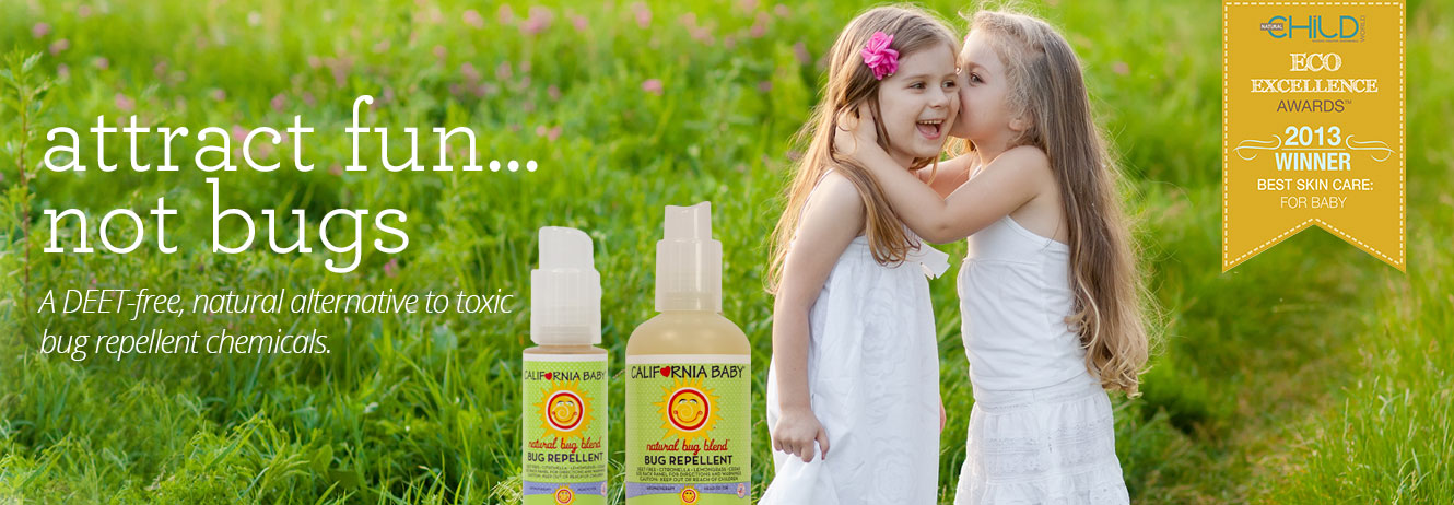 Where To California Baby Natural Bug Blend Repellent Spray