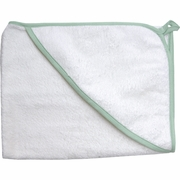 100% Organic Cotton Hooded Towel