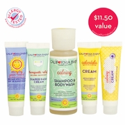 California Baby Calming Sample Pack