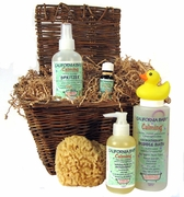California Baby Deluxe Calming Aromatherapy Experience Gift Basket
