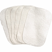 Organic Cotton Baby Wipes - Pack of Six
