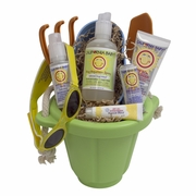 California Baby Sand Play Set Gift Tote