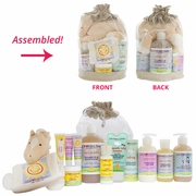 California Baby Shower Gift Set
