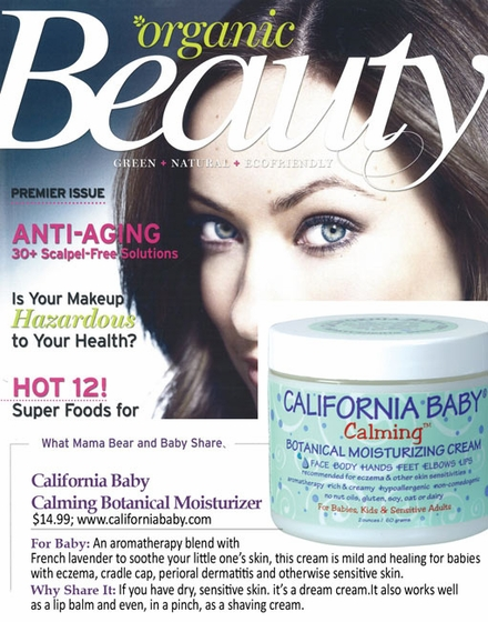Featured Product: Calming Botanical Moisturizing Cream