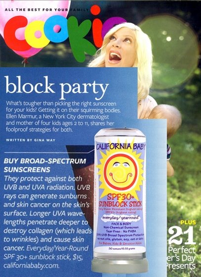 Featured Product: Everyday/Year-Round SPF 30+ Sunblock Stick