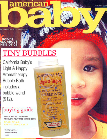 Featured Product: Light & Happy Aromatherapy Bubble Bath
