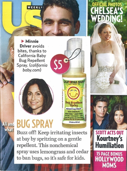 Featured Product: Natural Bug Blend Bug Repellent Spray