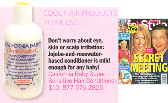 Featured Product: Super Sensitive Hair Conditioner