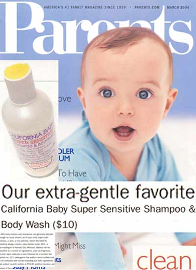 Featured Product: Super Sensitive Shampoo & Bodywash